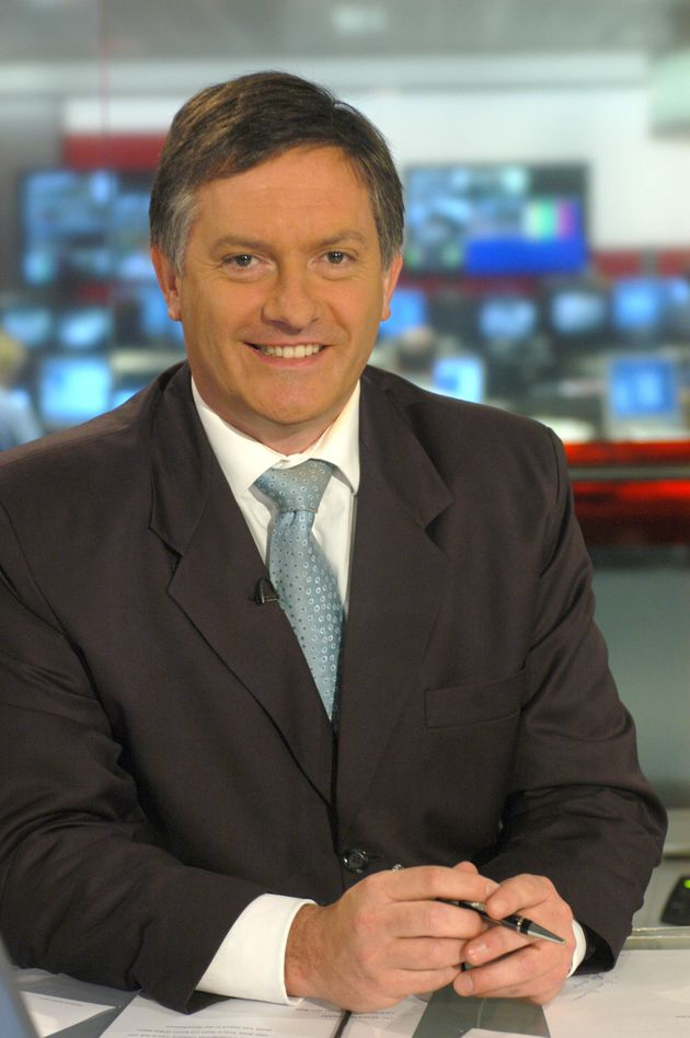 Simon McCoy pictured in