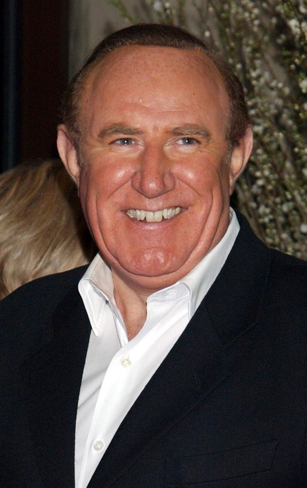 Andrew Neil will serve as chair of GB News as well as presenting his own show on the