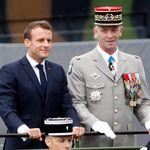 Départ surprise du chef d'état-major des Armées, le général