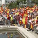 Lío en Colón: el fallo de un generador impide iniciar el acto y provoca insultos de los