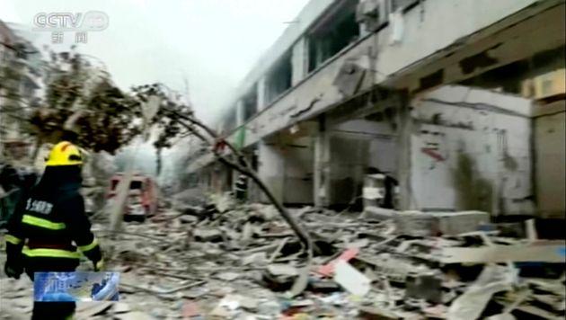 Κίνα: Τεράστια έκρηξη σε τμήμα αγωγού φυσικού αερίου, τουλάχιστον 12