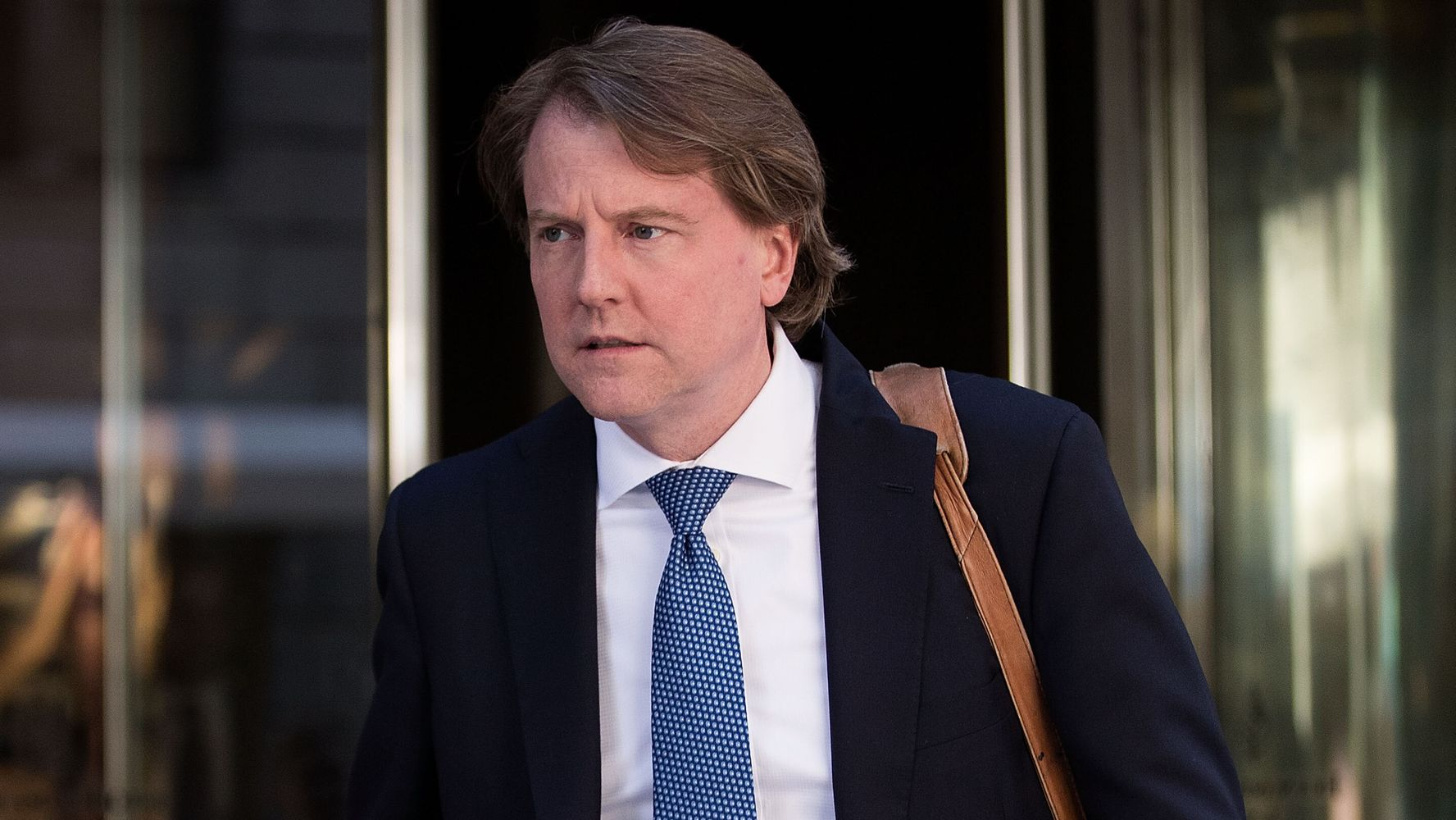 Apple Tells Ex-White House Counsel That Trump DOJ Sought His Records In 2018: Reports