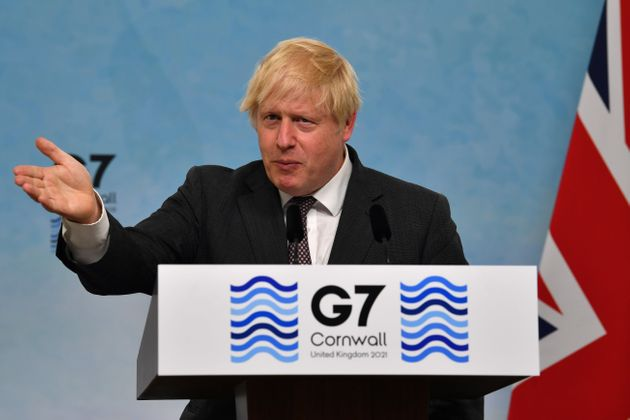 Boris Johnson hasrefused to say whether the June 21 schedule could be pushed