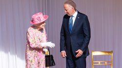 El inesperado comentario de Biden tras conocer a la reina Isabel II: