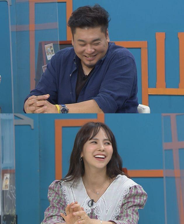 셰프 레이먼킴과 뮤지컬배우