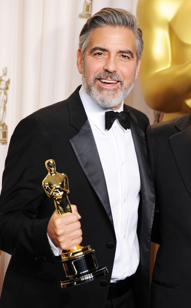 George Clooney at the 2013
