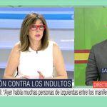Ana Rosa Quintana tiene que frenar a Abascal tras lo que ha dicho del Gobierno de Pedro