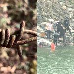 '허리에 0.5cm 굵기의 쇠줄' 청양의 한 저수지에서 발견된 시신의 신원이