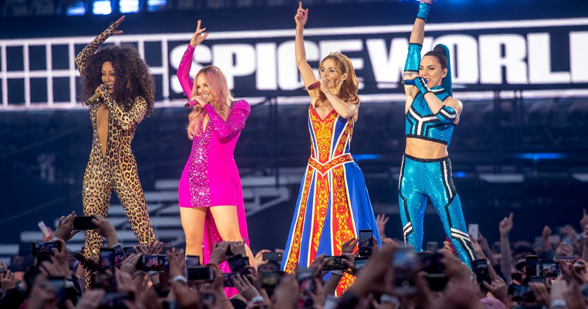 Spice Girls Announce First New Music In Over A Decade Ahead Of Wannabe's 25th Anniversary