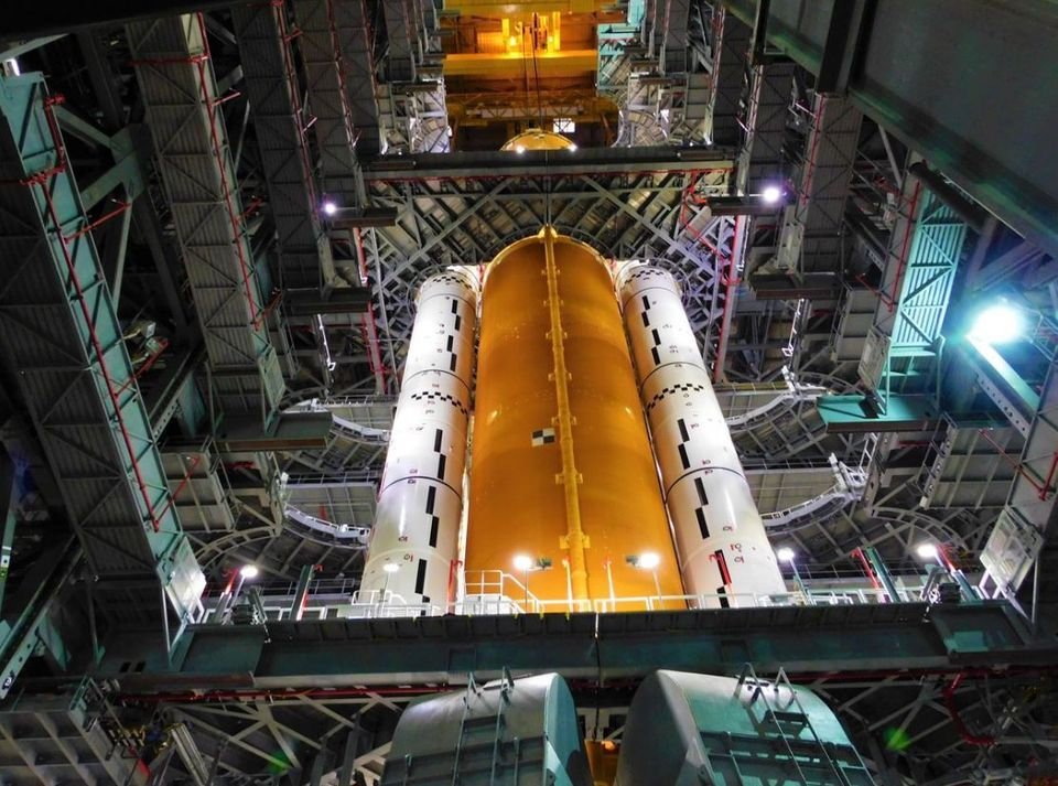 Αρτεμις I: Το νέο διαστημόπλοιο της NASA είναι ψηλότερο από το Άγαλμα της