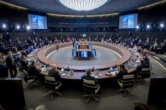 La cumbre de líderes de la OTAN que se celebra en