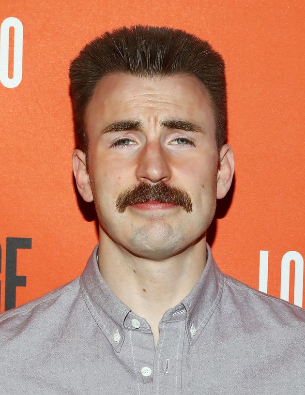 Chris Evans attends the