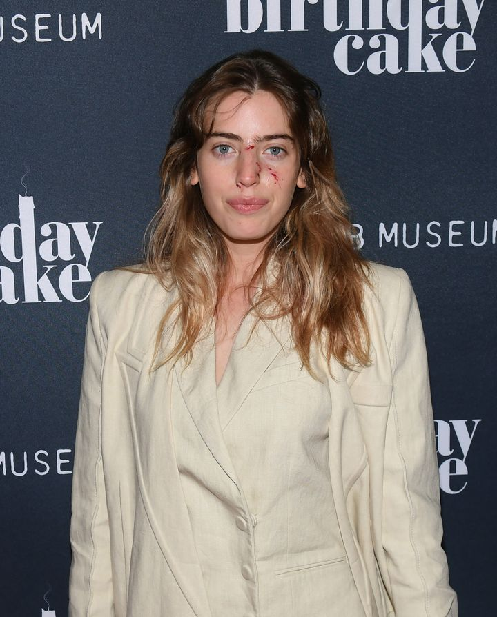 """Clara McGregor attends the world premiere of """"The Birthday Cake."""""""