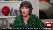 Christiane Amanpour Reveals She Has Ovarian Cancer, Is Undergoing Chemotherapy