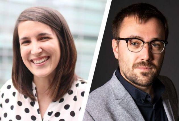Daniel Ventura y Laura Riestra, nuevo director y subdirectora de El