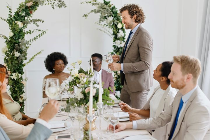 When it comes to wedding speeches, it's important to be mindful of timing, alcohol consumption and more.