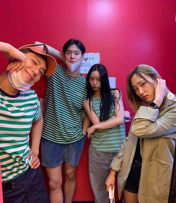 tvN '응답하라 1988' 쌍문동 친구들 (왼쪽부터) 박보검, 고경표, 이혜리,