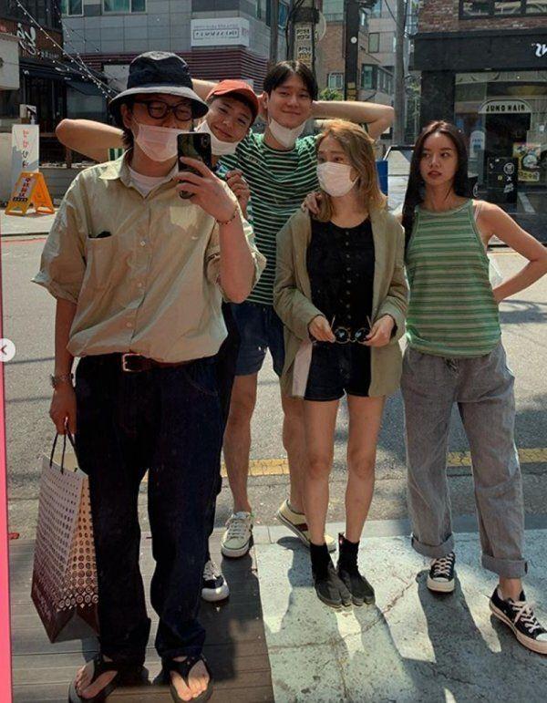tvN '응답하라 1988' 쌍문동 친구들 (왼쪽부터) 이동휘, 박보검, 고경표, 류혜영,