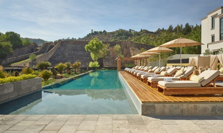 Hotel Live Aqua Urban Resort San Miguel de Allende.