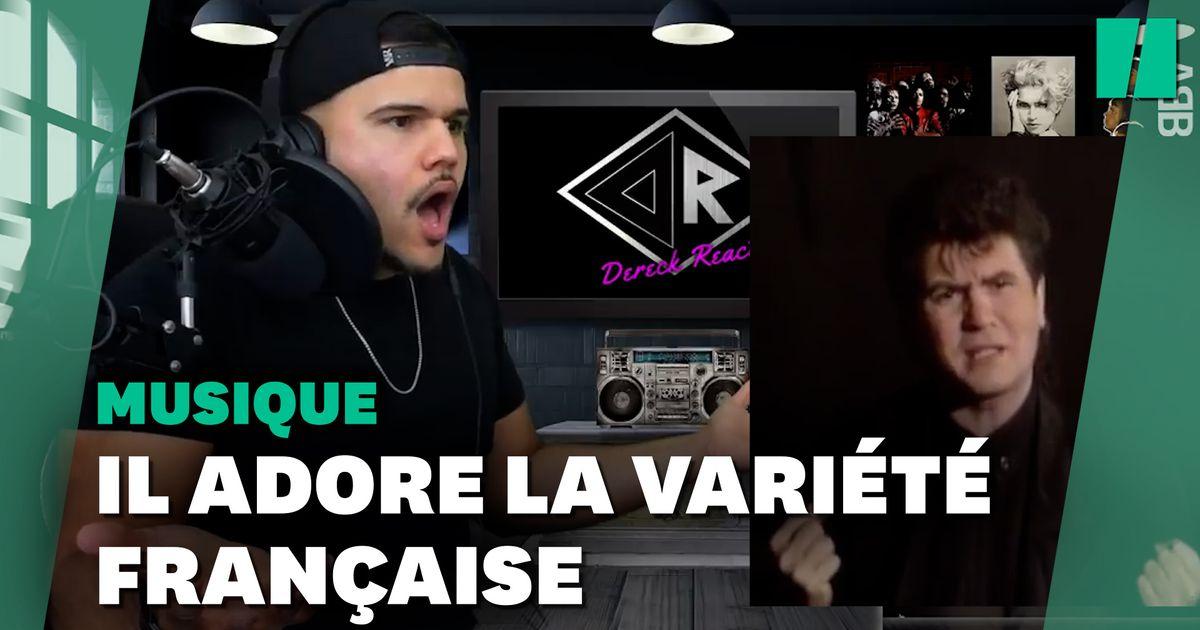 Ce youtubeur américain découvre les plus grands tubes français et ses réactions sont géniales