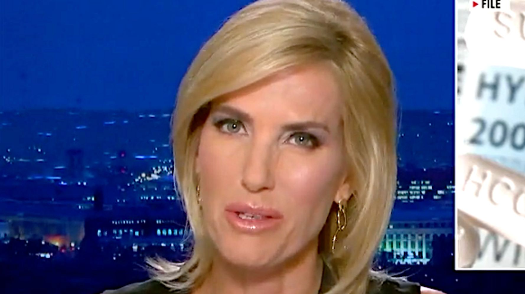 Laura Ingraham Says She Could Tell Anthony Fauci And Deborah Birx Were Liberals By 'Body Language'