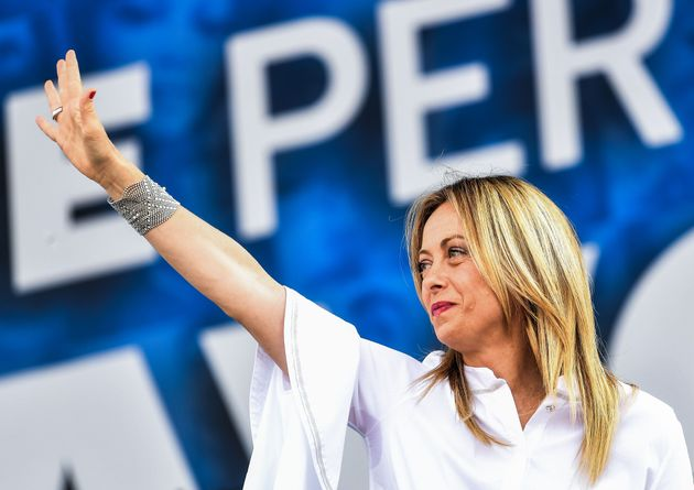 Giorgia Meloni Regina