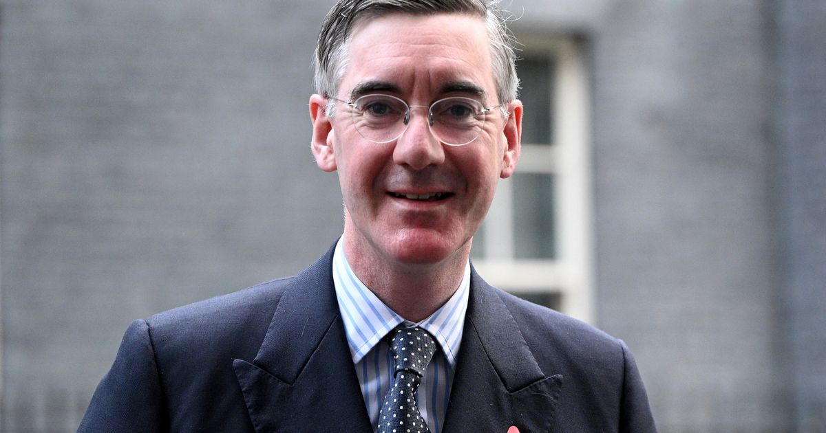 Rees-Mogg Lambasted Over Claim Lockdown Can't Continue 'Just To Stop The Hospitals Being Full'