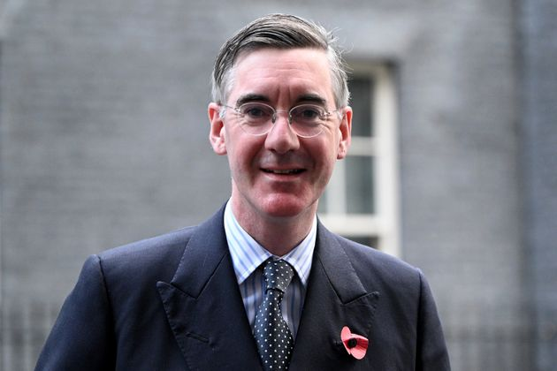 Rees-Mogg Says Lockdown Can't Continue 'Just To Stop The Hospitals Being