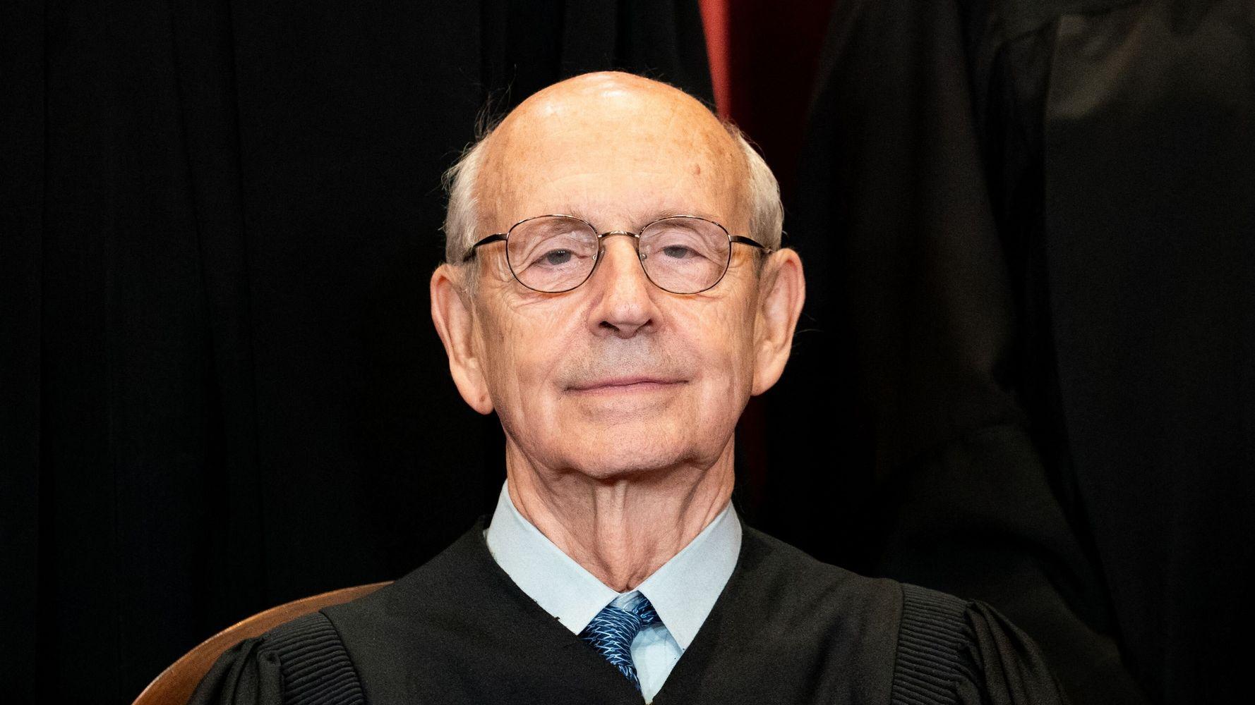 13 Progressive Groups Urge Supreme Court Justice Stephen Breyer To Retire