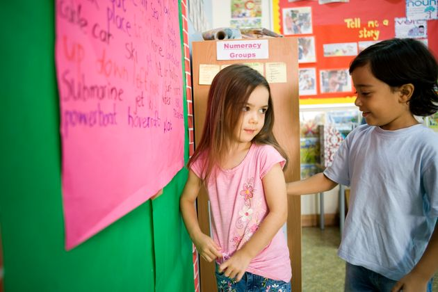 Giving children opportunities to practice being in new social settings is important, experts say.
