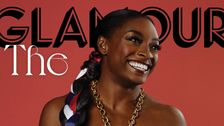 Simone Biles 'Understood The Assignment' In Stunning Glamour Cover Shoot  ...