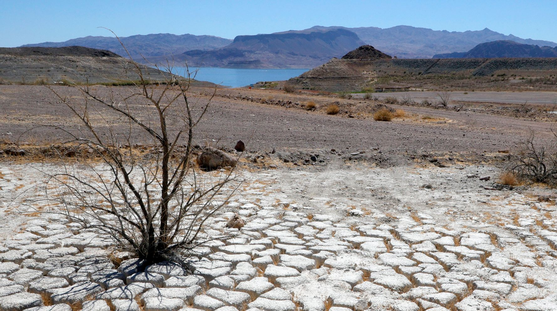 50 Million Under Heat Warning As Extreme Temps, Drought Envelop Western U.S.