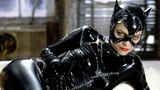 American actress Michelle Pfeiffer on the set of Batman Returns, directed by Tim Bruton. (Photo by Warner Bros. Pictures/Sunset Boulevard/Corbis via Getty Images)