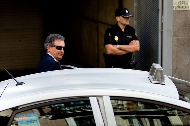 Jordi Pujol Ferrusola, hijo del expresidente catalán Jordi Pujol, en una imagen de