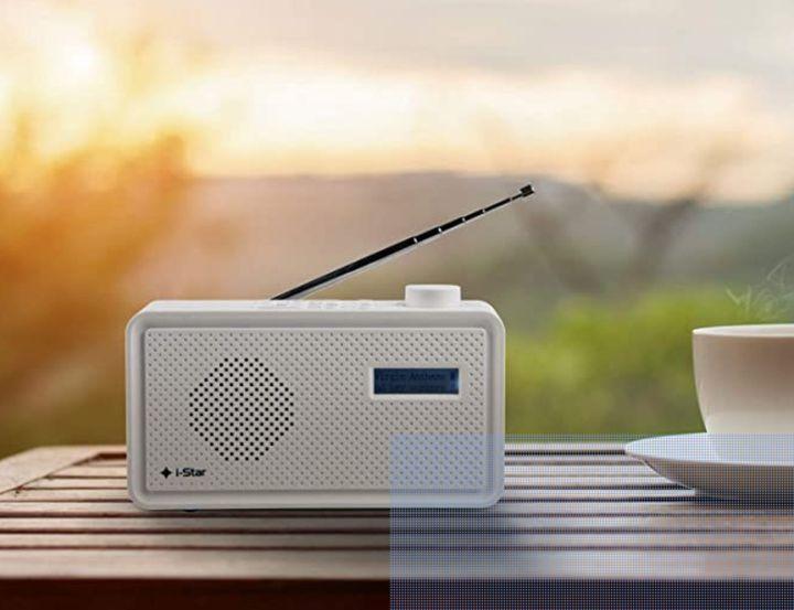 DAB/DAB Digital+ & FM Radio