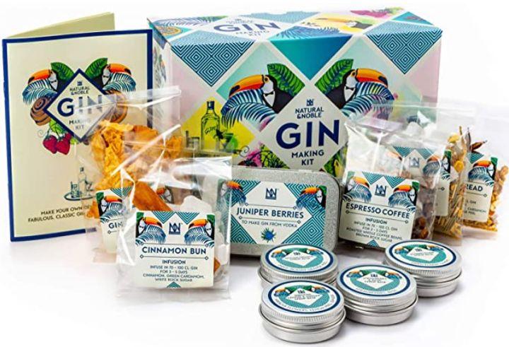 Deluxe Gin Making Kit