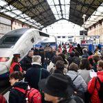 """La gare Saint-Charles bloquée par une """"une grosse intervention de la police"""" dans un"""