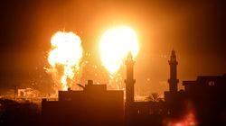 Israel lanza nuevos ataques aéreos sobre