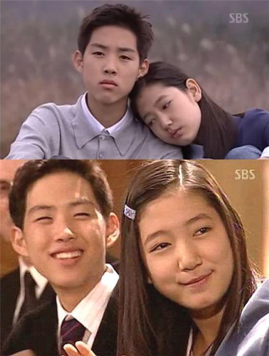 2003년 SBS 드라마 '천국의 계단'에서 권상우 아역으로 출연했던