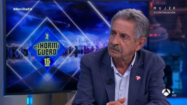 Miguel Ángel Revilla en 'El