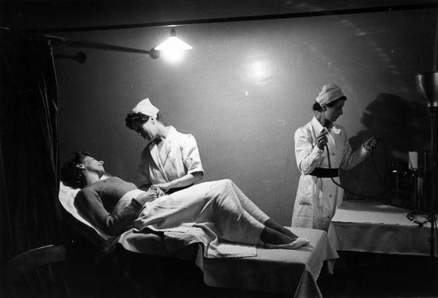 1948 - Λονδίνο, κλινική για την αντιμετώπιση της υπογονιμότητας