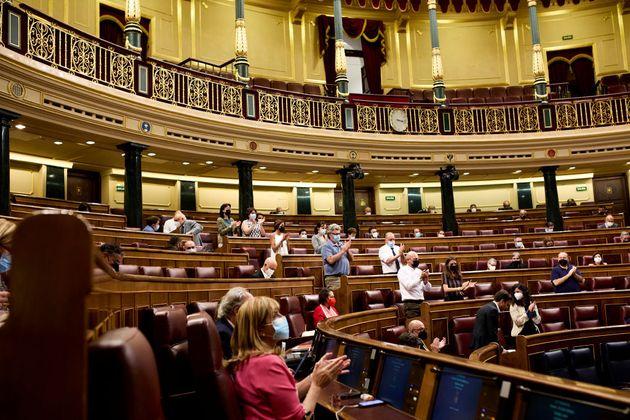 El pleno del Congreso, este