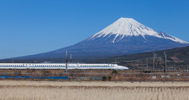 Shinkansen in