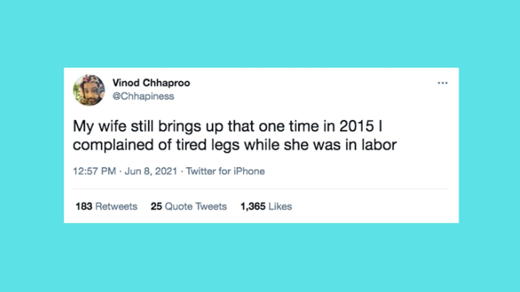 35 Funny Tweets From Dads About Pregnancy