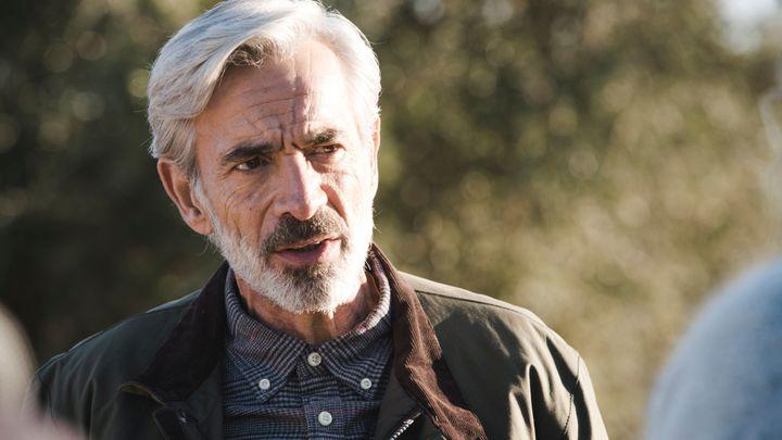 Imanol Arias en el papel de Antonio Alcántara en 'Cuéntame'.