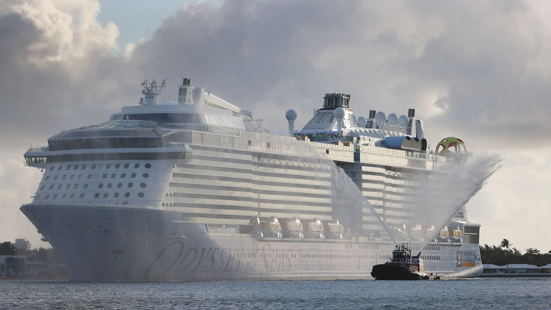 Royal Caribbean Delays Launch Of New Megaship Due To COVID-19 Cases