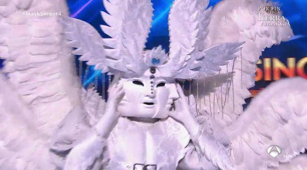 La máscara Ángel, en 'Mask