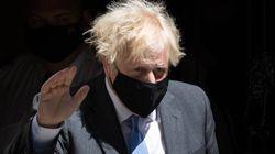 Las palabras de Boris Johnson sobre su ministro de Sanidad: