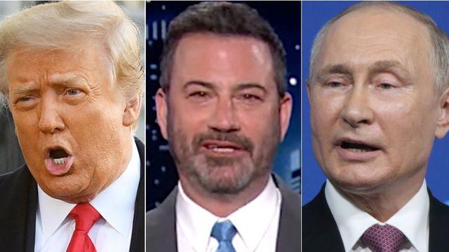 Kimmel Trolls Trump's Putin Obsession With A Genius Throwback Video.jpg