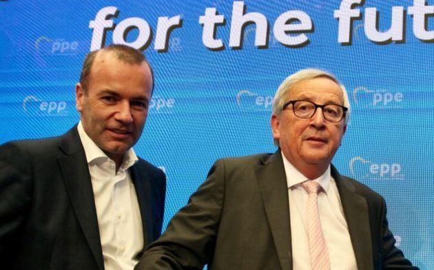 Weber/Juncker